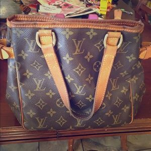 Louie Vuitton purse and wallet